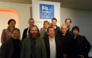 Board of the German Director's Guild 2016